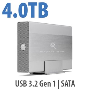 4TB OWC Mercury Elite Pro USB Storage Solution