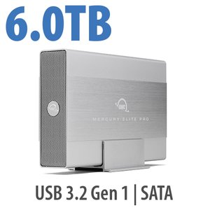 6TB OWC Mercury Elite Pro USB Storage Solution