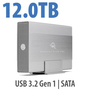 12TB OWC Mercury Elite Pro USB Storage Solution