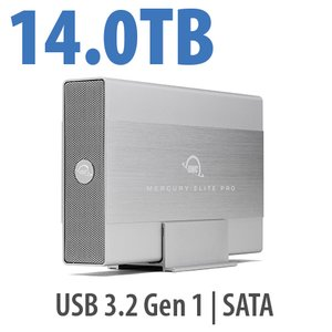 14TB OWC Mercury Elite Pro USB Storage Solution