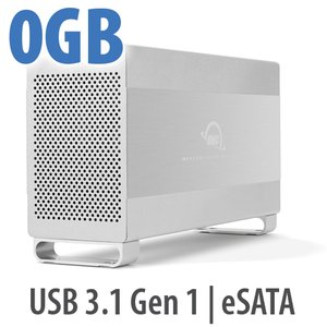 OWC Mercury Elite Pro Dual RAID USB 3.1 / eSATA Enclosure Kit