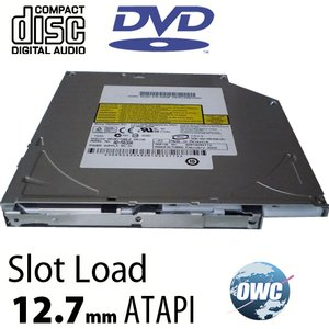 "OWC Mercury Optical 12"" PowerBook G4 internal Super-Multidrive Upgrade for all PBG4 12"" models."