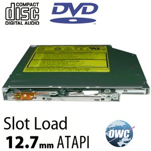 OWC MercuryPBG4 Super-MultiDrive DVD Dual-Layer Upgrade for PowerBook G4* now with CDRW/DVD-Rom