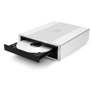 "OWC Mercury Pro External USB 3.0 Enclosure for 5.25"" Blu-ray, DVD, and CD Reader/Writers"