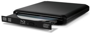 (*) OWC Slim Portable 6X Blu-ray Burner/Reader + SuperMultiDrive DVD/DVD-DL/CD Reader/Writer