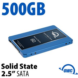 500GB Mercury Electra 6G 2.5-inch 7mm SATA 6.0Gb/s Solid-State Drive