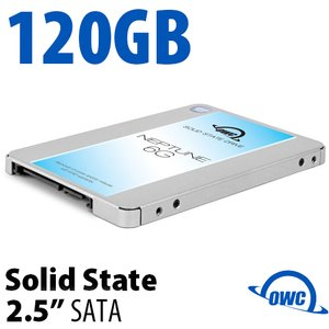 120GB OWC Neptune 6G 2.5-inch 7mm SATA 6.0Gb/s Solid-State Drive