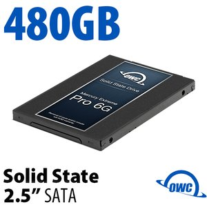 480GB OWC Mercury Extreme Pro 6G 2.5-inch 7mm SATA 6.0Gb/s Solid-State Drive