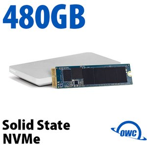 480GB OWC Aura N SSD Complete Upgrade Solution for Select 2013 & Later Macs