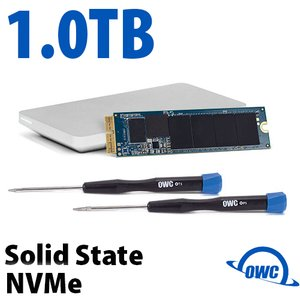 1.0TB OWC Aura N SSD Complete Upgrade Solution for Select 2013 & Later Macs