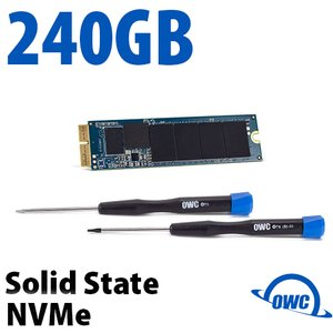 240GB OWC Aura N SSD Add-In Solution for Mac mini (2014)