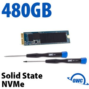 480GB OWC Aura N SSD Add-In Solution for Mac mini (2014)