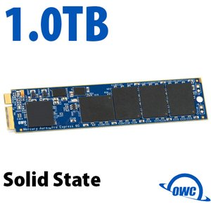 1.0TB OWC Aura Pro 6Gb/s SSD + OWC Envoy Upgrade Kit for MacBook Air (2010-2011)