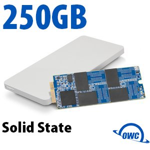 250GB OWC Aura Pro 6Gb/s SSD + OWC Envoy Upgrade Kit for MacBook Pro with Retina Display (2012 - Early 2013)