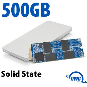 500GB OWC Aura Pro 6Gb/s SSD + OWC Envoy Upgrade Kit for MacBook Pro with Retina Display (2012 - Early 2013)