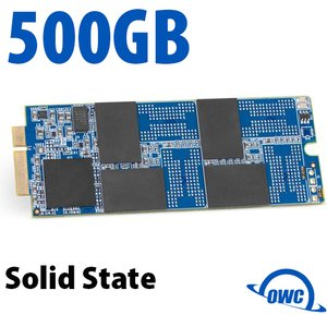 500GB OWC Aura Pro 6Gb/s SSD for MacBook Pro with Retina Display (2012 - Early 2013)
