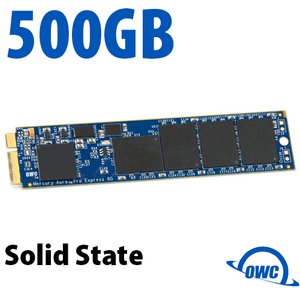 500GB OWC Aura Pro 6Gb/s SSD for MacBook Air (2012)