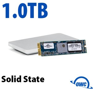 1.0TB OWC Aura Pro X SSD Upgrade Solution for Select 2013 and Later MacBook Air & MacBook Pro