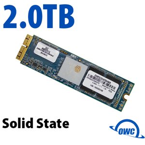 2.0TB OWC Aura Pro X SSD Upgrade (Blade Only) for Select 2013 & Later Macs