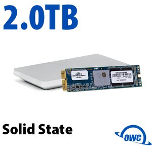 2.0TB OWC Aura Pro X SSD Upgrade Solution for Select 2013 and Later MacBook Air & MacBook Pro