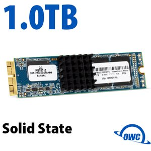 1.0TB OWC Aura Pro X SSD Upgrade Solution for Mac Pro (Late 2013)