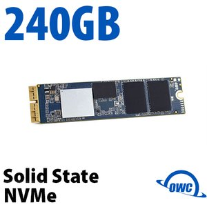 240GB Aura Pro X2 SSD Upgrade (Blade Only) for Select 2013 & Later Macs