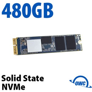 480GB OWC Aura Pro X2 SSD Upgrade (Blade Only) for Select 2013 & Later Macs
