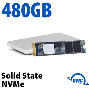 480GB OWC Aura Pro X2 SSD Upgrade Solution for Select 2013 and Later MacBook Air & MacBook Pro