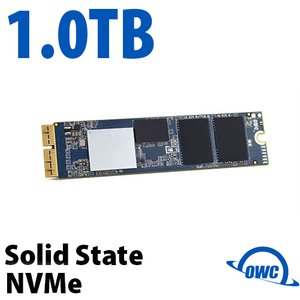 1.0TB OWC Aura Pro X2 SSD Upgrade (Blade Only) for Select 2013 & Later Macs