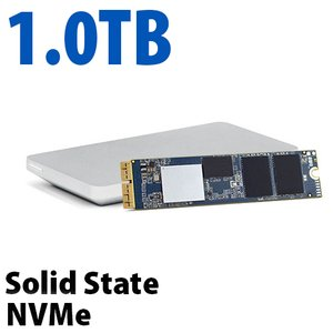 1.0TB OWC Aura Pro X2 SSD Upgrade Solution for Select 2013 and Later MacBook Air & MacBook Pro