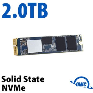 2.0TB OWC Aura Pro X2 SSD Upgrade (Blade Only) for Select 2013 & Later Macs