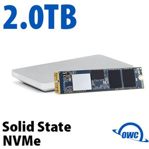 2.0TB OWC Aura Pro X2 SSD Upgrade Solution for Select 2013 and Later MacBook Air & MacBook Pro