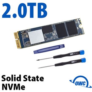2.0TB OWC Aura Pro X2 SSD Add-In Solution for Mac mini (Late 2014)