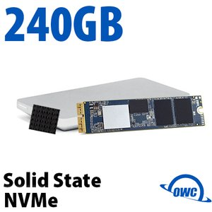 240GB OWC Aura Pro X2 SSD Upgrade Solution for Mac Pro (Late 2013)