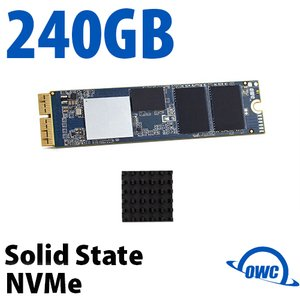 240GB Aura Pro X2 SSD Upgrade for Mac Pro (Late 2013)