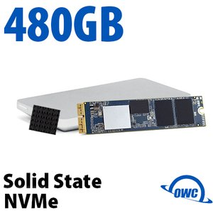 480GB OWC Aura Pro X2 SSD Upgrade Solution for Mac Pro (Late 2013)