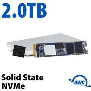 2.0TB OWC Aura Pro X2 SSD Upgrade Solution for Mac Pro (Late 2013)