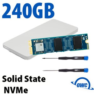 240GB OWC Aura N2 SSD Complete Upgrade Solution for Select 2013 & Later Macs
