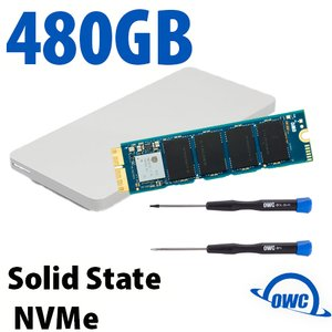 480GB OWC Aura N2 SSD Complete Upgrade Solution for Select 2013 & Later Macs
