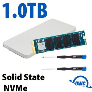 1.0TB OWC Aura N2 SSD Complete Upgrade Solution for Select 2013 & Later Macs
