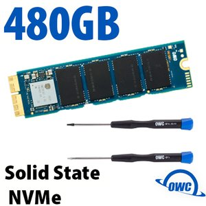 480GB OWC Aura N2 SSD Add-In Solution for Mac mini (2014)