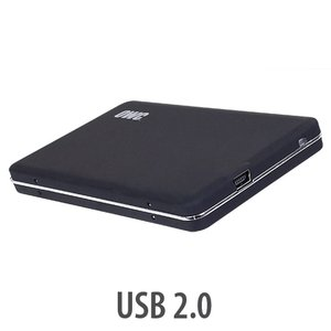 OWC USB 2.0 Enclosure For use with ZIF Drive from Early 2008 MacBook Air models