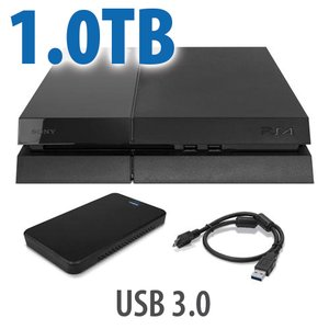 1.0TB OWC External SSD Storage Drive Upgrade for Sony PlayStation 4