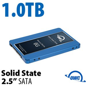 1.0TB Mercury Electra 6G 2.5-inch 7mm SATA 6.0Gb/s Solid-State Drive