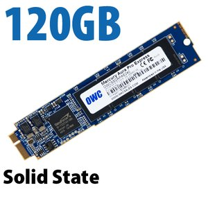 120GB OWC Aura 6G Solid-State Drive for 2010-2011 MacBook Air