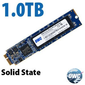 1.0TB OWC Aura 6G Solid-State Drive for 2010-2011 MacBook Air