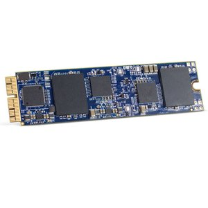 (*) 480GB OWC Aura SSD flash storage for Mid-2013 & Later MacBook Air, MacBook Pro w/Retina.