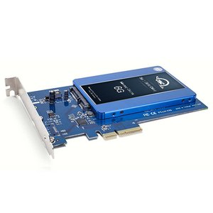 DIY Upgrade Bundle: OWC Accelsior S + 120GB OWC Mercury Electra 6G SSD