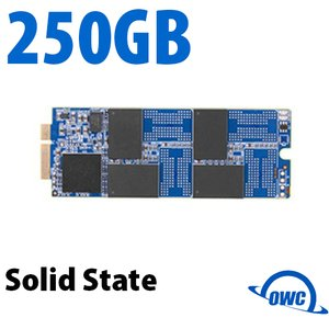 DIY Kit: 250GB OWC Aura Pro 6G Solid-State Drive for 2012-13 iMac