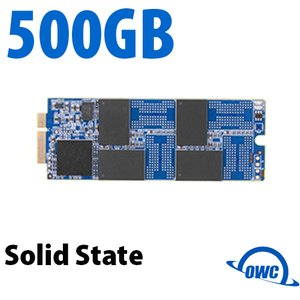 DIY Kit: 500GB OWC Aura Pro 6G Solid-State Drive for 2012-13 iMac